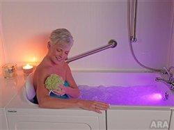 From hydrotherapy to massage, home therapies can help ease arthritis pain