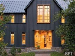 Cypress siding provides a natural choice for today's homes