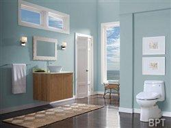 Use the winter months to update and beautify your bathroom