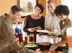 Quick tips for pulling together a holiday potluck