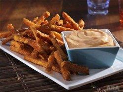 Sweet potatoes still top spud in top food trends