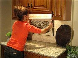 Quick-change kitchen decor ideas make redoing a room easy