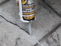 How to protect concrete from winter damage