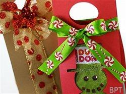 Get crafty with these holiday gift wrap ideas