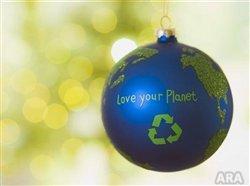 Holiday tips on lightening your environmental footprint