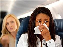 Travelers take precautions: cold and flu prevention and treatment tips