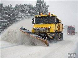 Snow-fighters keep roads clear and save lives