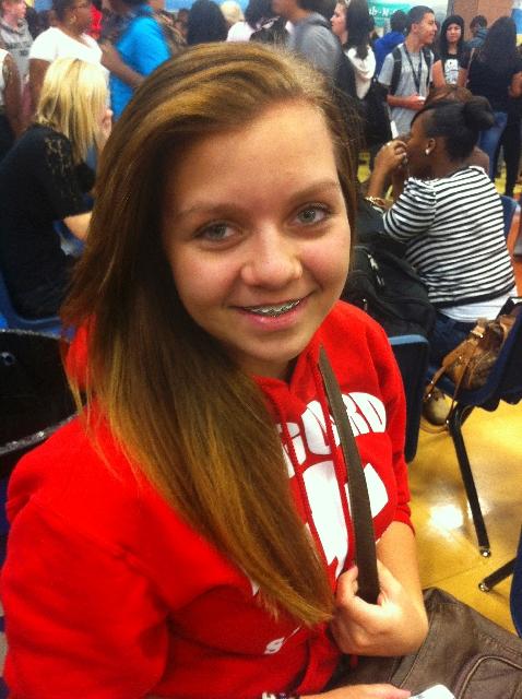 Lauren Wagner, freshman