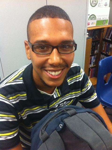 Eddie Barrios, Senior