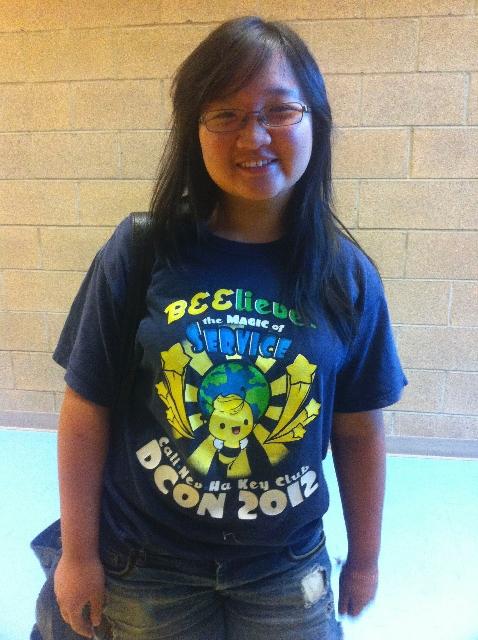 Ailina Heng, senior