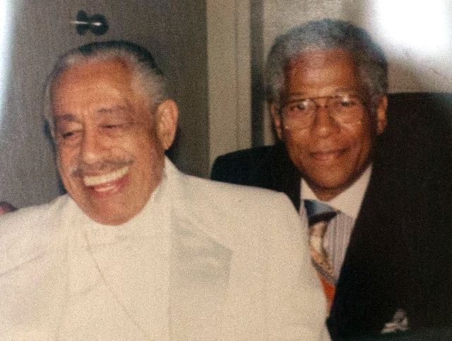 Cab Calloway was among the many musicians with whom Herb Hardesty performed.