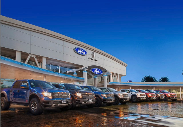 Ford Dealership Las Vegas >> Team Ford Tops State In Car Sales Las Vegas Review Journal