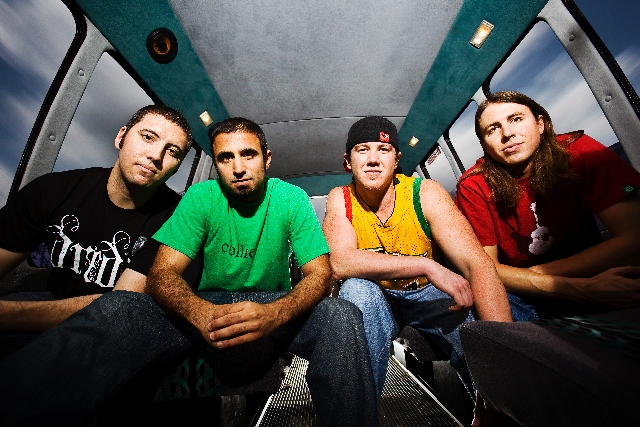 Rebelution will be bringing their brand of feel-good music to the House of Blues.