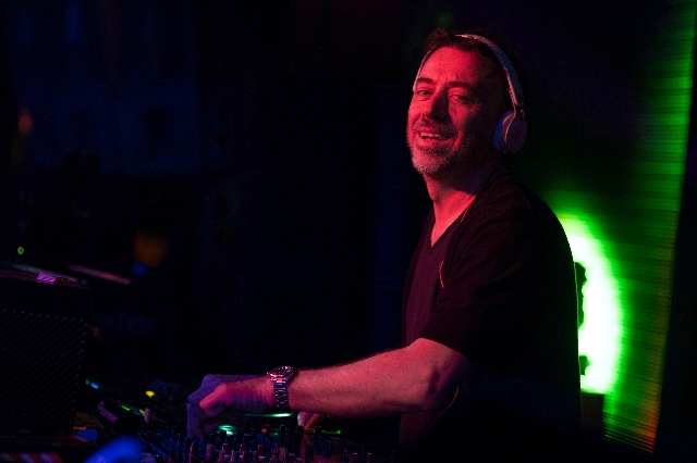 """DJ Benny Benassi played to """"Satisfaction"""" Saturday at club Marquee."""