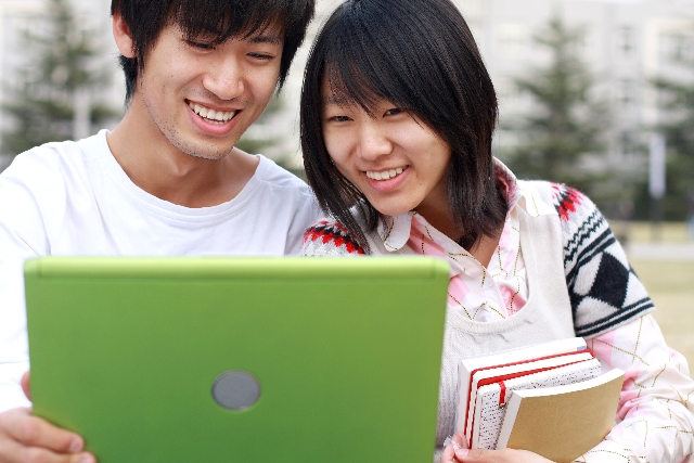 Asian students make up two-thirds of the international population at UNLV.