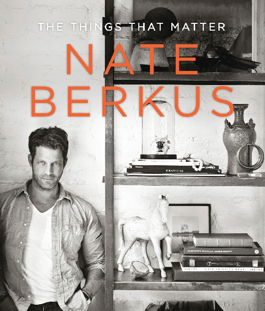 When buying anything new for a home, author Nate Berkus suggests asking yourself why you want it. He says we should buy only things that we truly love.