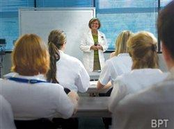 Graduate certificates help nurses advance their careers