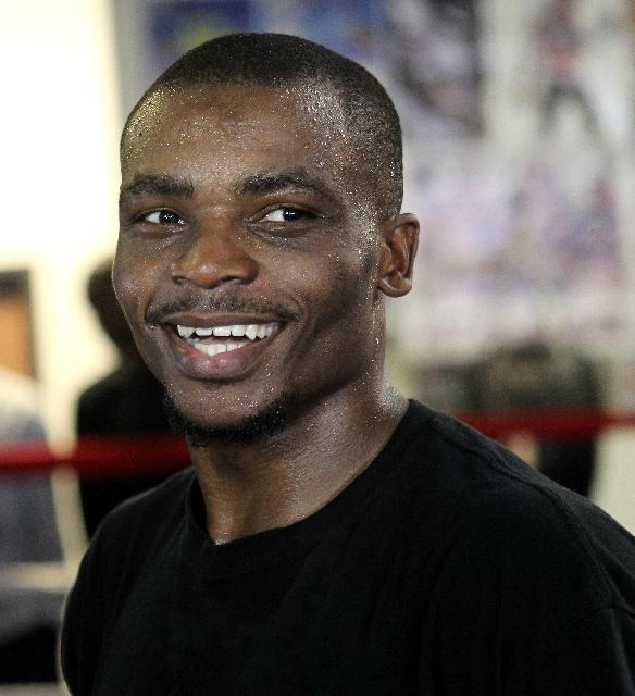 Lightweight Sharif Bogere of Uganda said it was hard to adjust to the methods of demanding trainer Kenny Adams.