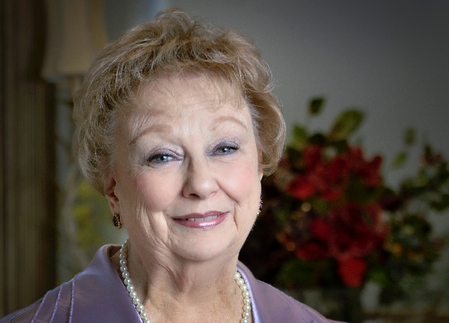The Junior League of Las Vegas planned to honor Dorothy Huffey with a community lifetime achievement award Saturday night.