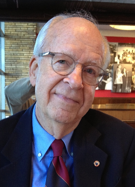 "The Cold War ""just went underground,"" says Eugene Poteat, retired senior CIA senior scientific intelligence officer"