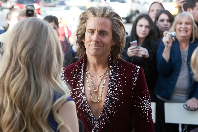 """Steve Carell says """"no one batted an eye"""" when he walked through casinos dressed as his """"The Incredible Burt Wonderstone"""" character."""