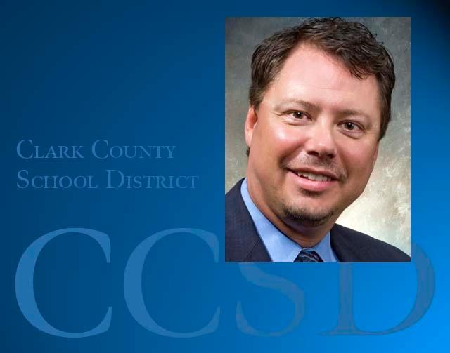 Pat Skorkowsky is the new interim Superindendent of Clark County Schools.