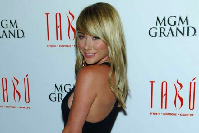 Sara Underwood was most definitely down for a plunge from the Stratosphere's SkyJump.