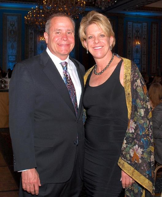 Tim and Denise Cashman