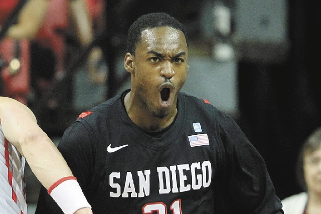 Jamaal Franklin and South No. 7 seed San Diego State are 2½-point favorites in their opening game against No. 10 Oklahoma.