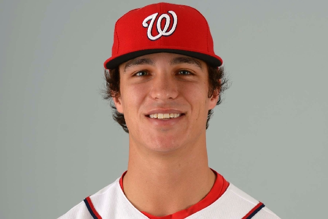 Zach Walters: Nationals prospect with his eye on the majors