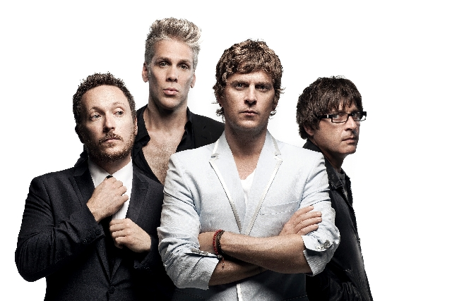 Matchbox Twenty plays The Pearl at the Palms at 8 p.m. today.