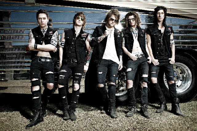 Asking Alexandria is one of the top-billed acts at Extreme Thing, Las Vegas' annual all-ages, all-day sports and music festival that will also feature New Found Glory, 3OH!3, Mindless Self I ...