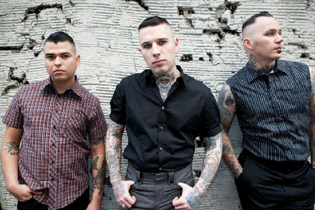 Tiger Army will offer a modern update on a vintage sound Saturday at Mandalay Bay.