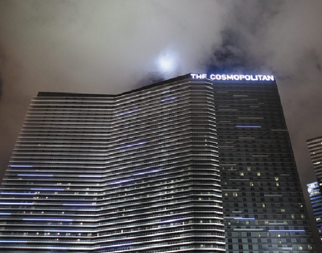The Cosmopolitan of Las Vegas reported that it posted a net loss of $106.5 million for 2012, up from the $96.9 million net loss posted in 2011.