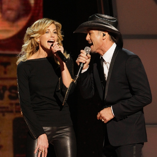 Faith Hill and Tim McGraw will be wrapping up their 10-weekend engagement at The Venetian this weekend, at least for the foreseeable future.