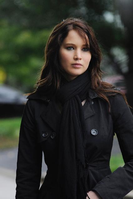 """Oscar winner Jennifer Lawrence stars in the dark comedy """"Silver Linings Playbook."""""""
