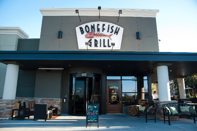 Bonefish Grill S Town Square Location Is Pictured March 21 The Restaurant Looking For More