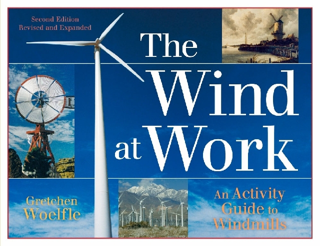 """The Wind at Work"" makes wind energy understandable for children."