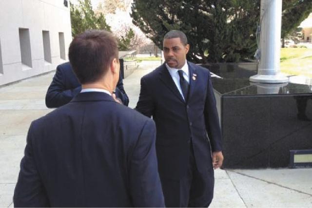U.S. Representative Steven Horsford, D-Nev.