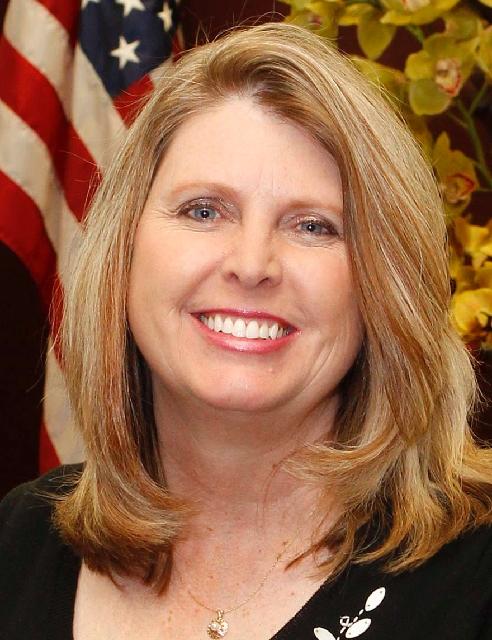 Mayor Shari Buck