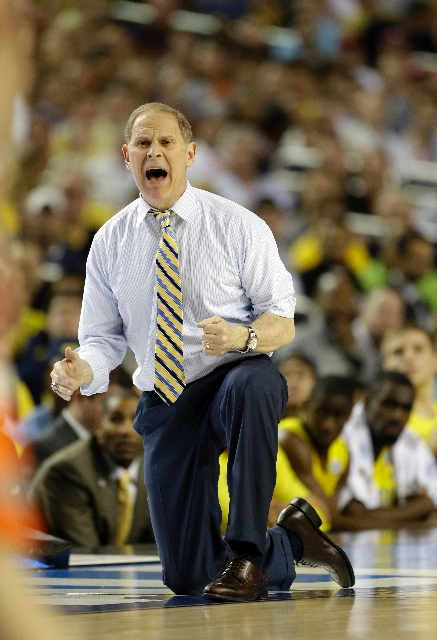 John Beilein's resume included coaching jobs at places such as Le Moyne, Canisius and Erie (N.Y.) Community College before he was hired by Michigan in 2007.