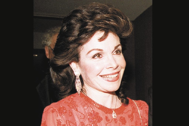 Annette Funicello has died at age 70 of complications from multiple sclerosis.