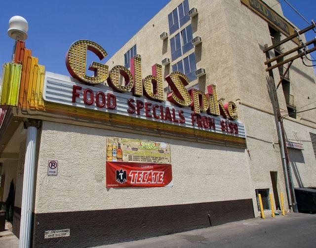 Gold spike casino sale gambling property tax