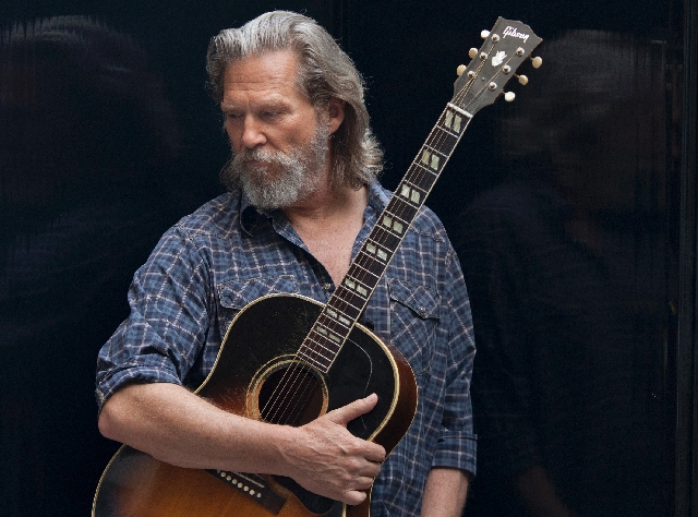 """Jeff Bridges' latest album, titled """"Jeff Bridges,"""" is his second after """"Be Here Soon,"""" which was released on an independent label in 2000."""
