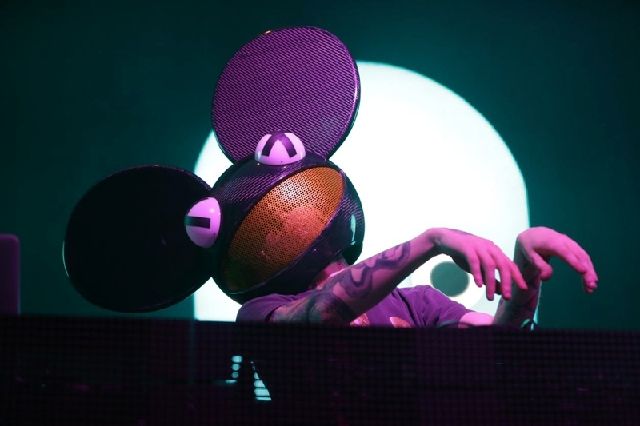 DJ Deadmau5 performs this Thursday at the Hakkasan at MGM.