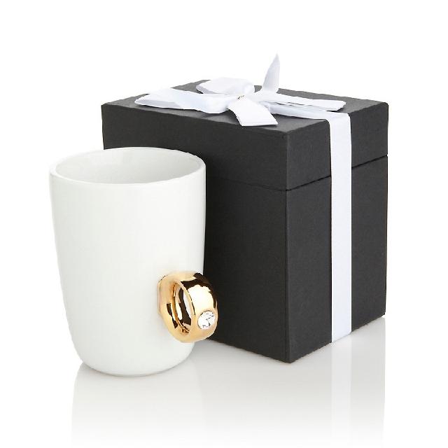 2-carat coffee cup,