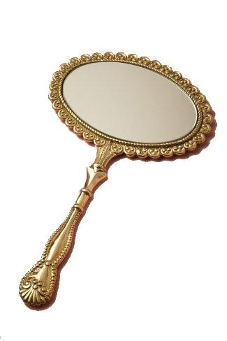Retrospection mirror,