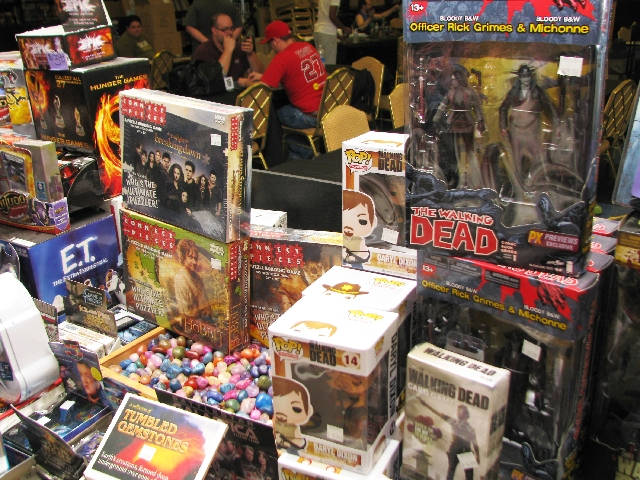 Action Comics & Games, 210 N. Boulder Highway, Suite 110, in Henderson, is one of 17 shops slated to participate in this year's Free Comic Book Day Saturday.