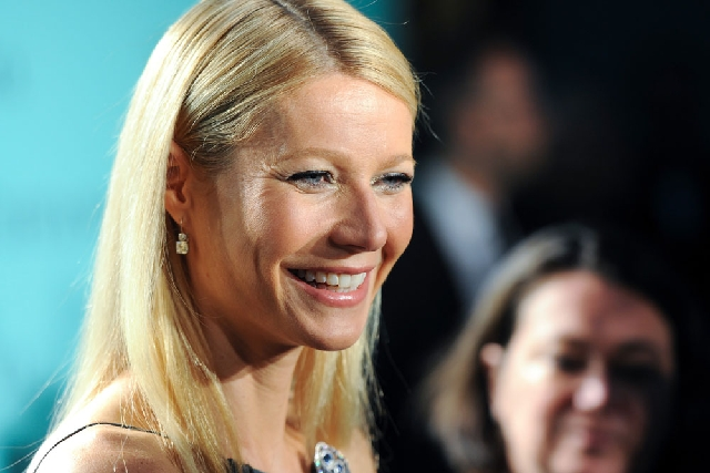 Actress Gwyneth Paltrow attends the Tiffany & Co. Blue Book Ball at Rockefeller Center on April 18 in New York. People magazine has named Paltrow as the World's Most Beautiful Woman for 2013.
