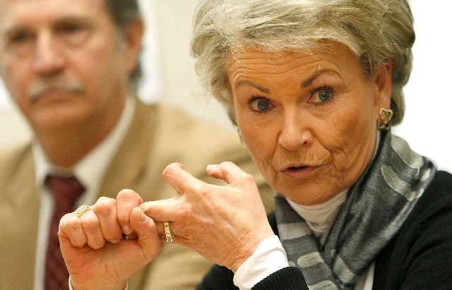 Pat Mulroy, Southern Nevada Water Authority manager